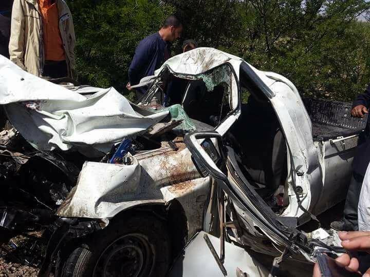 kasserine trois morts et 19 bless s dans un accident de la route. Black Bedroom Furniture Sets. Home Design Ideas