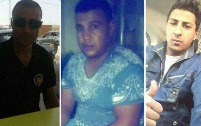 Kasserine : Trois morts dans une collision entre 3 voitures de contrebande