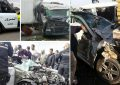 Carambolage de 25 véhicules à Kerker : Quatre morts et 20 blessés
