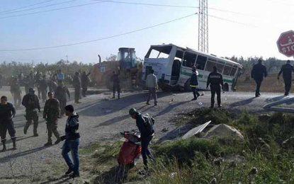 Accident à Monastir : Arrestation du conducteur de l'un des bus