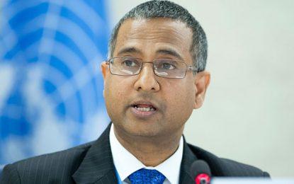 Ahmed Shaheed insiste sur la séparation de l'Etat et de la religion