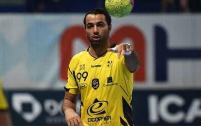 Handball : Amine Bannour suspendu pour des paris sportifs