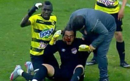 Football-Club africain : Le gardien Atef Dkhili victime de fractures