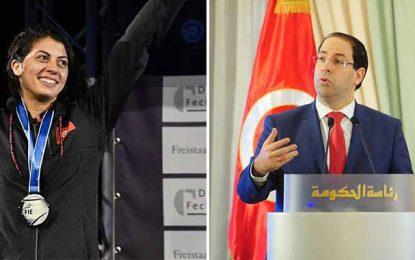 Escrime : Helali appelle Chahed à intervenir dans l'affaire Besbes