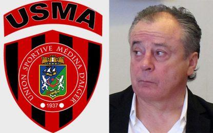 Limogé du Club africain, Bertrand Marchand va rejoindre l'USM Alger