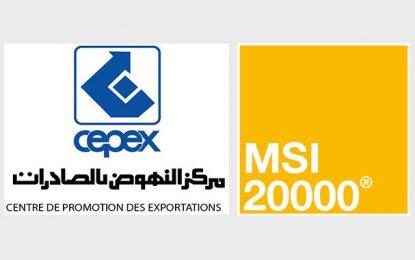 Cepex : La certification MSI 20000 expliquée aux dirigeants d'entreprises