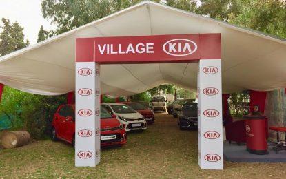 Kia, meilleure vente des véhicules particuliers en juillet 2018