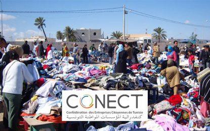 Conect : Le secteur de la friperie et son rôle économique et social
