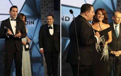 Liban : Dhafer El-Abidine et Hend Sabry sacrés meilleurs acteurs arabes