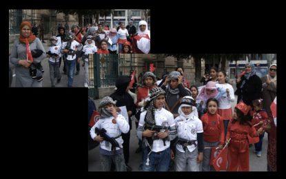 Il y a 5 ans à Tunis : La fête des martyrs célébrée par des… enfants jihadistes