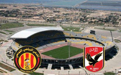 Finale de la Ligue des champions : L'Espérance mardi prochain en Egypte