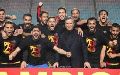 Football-Espérance de Tunis : Huit joueurs indisponibles