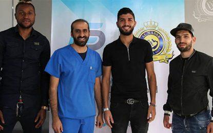 Football : Ferjani Sassi menacé par une purge à Al Nasr Riyad