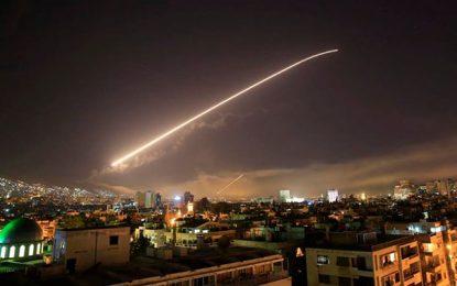 Frappes occidentales en Syrie : Grand spectacle et «frappes négociées» !