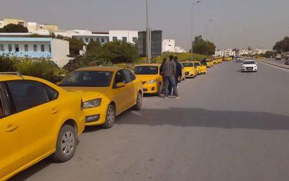 Tunisie : Grève des chauffeurs de taxi, demain, lundi 15 avril