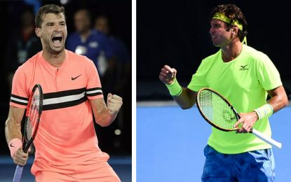 Tennis-Barcelone : Malek Jaziri retrouve Grigor Dimitrov