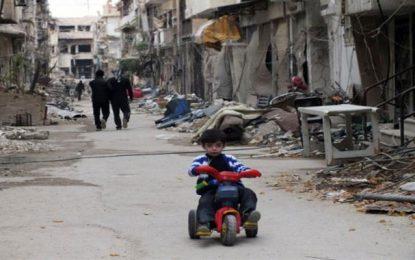 Plus de 100 enfants tunisiens bloqués dans les zones de conflit