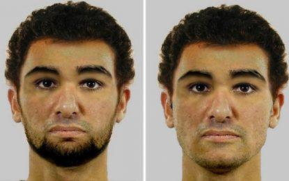 Le visage d'Hannibal reconstitué par l'Office allemand de la police criminelle