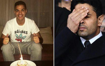 PSG : Hatem Ben Arfa  «célèbre» l'anniversaire de sa mise au placard