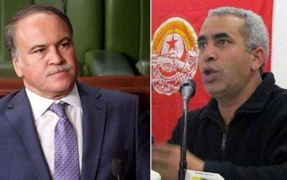 Lassaad Yacoubi reprend ses attaques contre le ministre Hatem Ben Salem