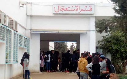 Bac sport à Jendouba : Hospitalisation de 11 élèves blessés par des jets de pierres