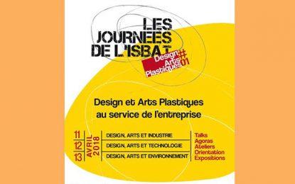1ères Journées de l'Isbat : «Design et arts plastiques au service de l'entreprise»