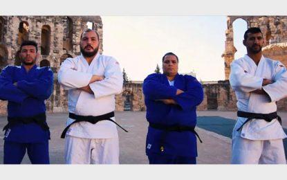 Le championnat d'Afrique de judo du 12 au 15 avril 2018 à Tunis