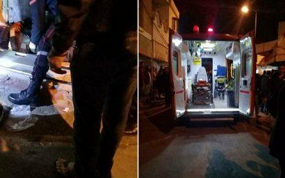 Accident à Kalâa Kebira : Une camionnette fait 2 morts et 2 blessés