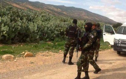 Kasserine : Quatre terroristes identifiées à Jebel Salloum
