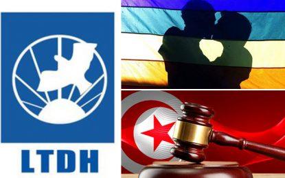 La LTDH soutient un homo condamné à la prison avec exécution immédiate