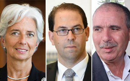 Tunisie : Le FMI fait monter la pression sur le gouvernement Chahed