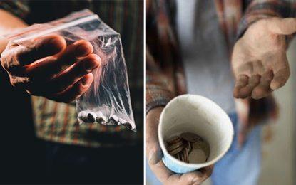 Gafsa : Ils vendent de la drogue sous couvert de mendicité