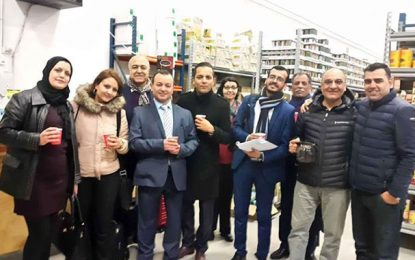 Agroalimentaire : Mission d'hommes d'affaires tunisiens à Copenhague