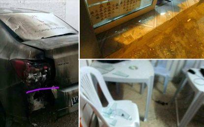 Municipales : Nidaa Tounes les attaques contre ses bureaux à Menzel Jemil et Mateur