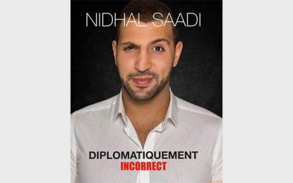 Show de l'humoriste Nidhal Saadi à la salle Barcelone à Toulouse