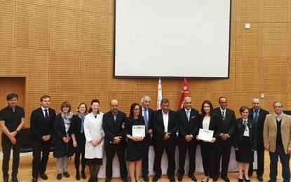 Médecine : Les Prix Sadok Besrour aux Pr. Imen Darghouth et Lamia Ben Hassine