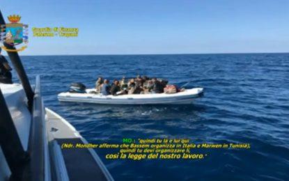 Démantèlement d'un réseau tuniso-italien : Jihad, contrebande et migration
