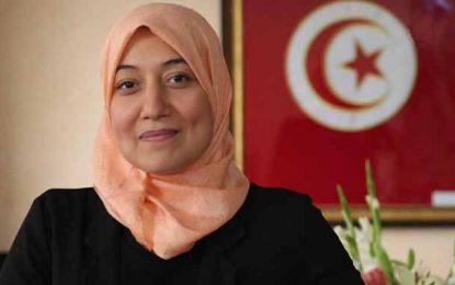 Municipales : L'islamiste Saida Ounissi en mode féministe