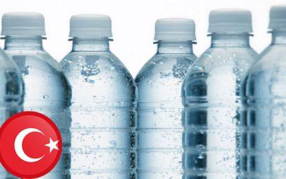 Tunis : Saisie de 7.000 bouteilles d'eau fabriquées en Turquie