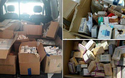 Tunisie : Saisie de 4 tonnes de médicaments périmés à Sfax