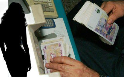 Sidi Bouzid : Elle vole l'argent de sa mère, aidée par un policier et un postier