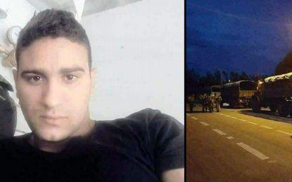 Terrorisme-Kasserine : Décès du caporal Ahmed Saïdi des suites de ses blessures
