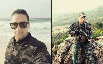 Un takfiriste nargue les camarades du soldat martyr Ahmed Saïdi