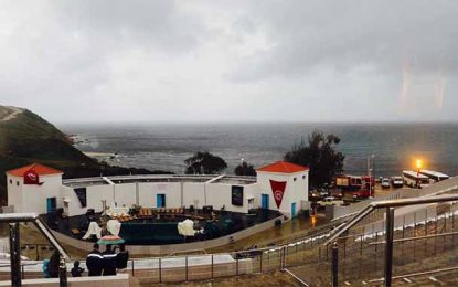 Tunisie : Inauguration du Théâtre de la Mer à Tabarka