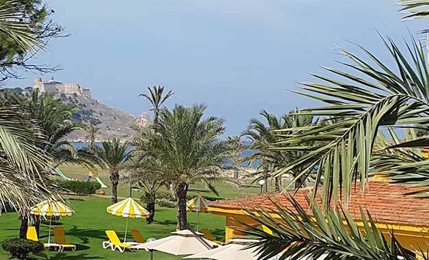 Les recettes touristiques augmentent de 23% au premier trimestre 2018 — Tunisie