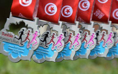 Tunisia Women's Run 2018 : Le semi marathon pour elles