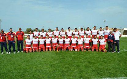 Rugby : L'équipe de Tunisie junior championne d'Afrique du Nord