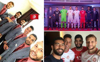 Mondial 2018 : Les tenues officielles de l'équipe de Tunisie dévoilées
