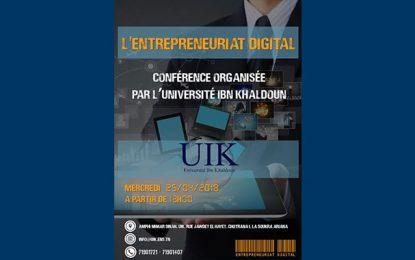 Conférence à Tunis : L'entrepreneuriat à l'ère du digital