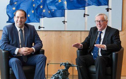 Chahed aux eurodéputés : «La Tunisie traverse une période délicate»